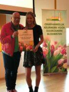 't Hof van Hoornaar Sfeerbloemisten 100e duurzame van Nederland