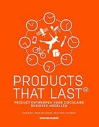 Nieuw boek beschrijft productontwerpen voor circulaire businessmodellen