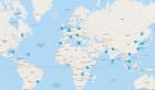 Albert Heijn geeft inzicht in keten met wereldkaart