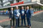 Voedselbanken Nederland en Dirk van den Broek redden meer voedsel door landelijke samenwerking
