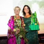 Fiona van 't Hullenaar wint Green Leader Award 2019