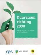 Duurzame retail richting 2030: Van volgen naar leiden