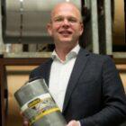 """Roeland van Delden (CEO Leadax): """"Als we met afval gaan werken  dan is the sky the limit""""."""