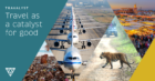 Prins Harry lanceert 'Travalyst', een nieuw, wereldwijd initiatief op het gebied van duurzaam toerisme