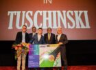 Willem Davies wint George Molenkamp Sustainability Thesis Award