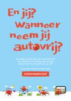 Campagne stimuleert bedrijven en werknemers autovrij te nemen