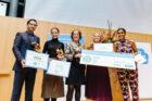 Jonge leiders nemen Nudge Global Impact Awards in ontvangst