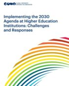 Challenges and Responses in implementing de SDGs at Higher Education Institutions