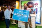 MADE BLUE realiseerde al 1.000.000 euro voor schoon drinkwater en groeit hard door