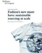 Fashion's new must-have: Sustainable sourcing at scale