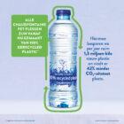 Alle Chaudfontaine PET-flessen nu gemaakt van 100 procent gerecycled plastic