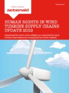 """""""Windturbinebedrijven waarborgen mensenrechten amper in transitie"""""""