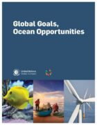 30 companies and institutional investors commit to take action to secure a healthy and productive ocean