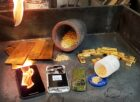 Goud uit Afrikaanse afval-telefoons gebruikt in sieraden: VIERI's nieuwe Essential-collectie.