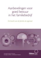Familiebedrijven kunnen meer doen aan duurzaamheid op het gebied van beleid en transparantie