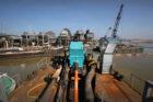 Dekker Grondstoffen: CO2-footprint van winning zand en grind voor bouw fors omlaag