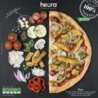 Vegan pizza met plantaardige kaas gelanceerd bij Jumbo