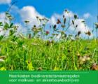 Meerkosten verbetering biodiversiteit melkvee- en akkerbouwbedrijven in kaart gebracht