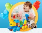 Mattel kondigt Mega Bloks® Bio-Based Plastic Line aan op de speelgoedbeurs in Neurenberg