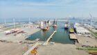 Consortium van Gasunie, Groningen Seaports en Shell Nederland start met grootste groene waterstofproject van Europa