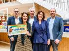€1,5 miljoen voor ombuigen biodiversiteitverlies naar herstel