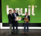 Bruil behaalt CSC Goud voor prefab- en betonmortel