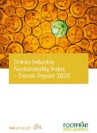 Launch of the Drinks Industry's Inaugural Sustainability Index for UK and Ireland