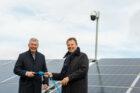 Zorgaanbieder 's Heeren Loo neemt rechtstreeks energie af bij Solarpark Galecop