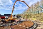 Pionieren met duurzaam beton in Boekel