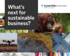 What's next for sustainable business? Sustainability trends for 2020