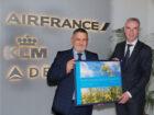 Ook Italiaanse koffiebrander Lavazza stapt in Corporate BioFuel Programma van KLM