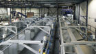 The Fibersort machine is ready to start valorizing global textile waste