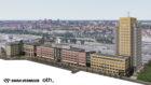 Herman Gorter complex Utrecht wordt eerste energieneutrale rijkskantoor van Nederland