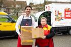 Online supermarkt Picnic gaat pakketjes van DHL ophalen om CO2 uitstoot te verminderen