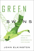 The Green Swans book calls for an urgent rethink of business models to ensure a regenerative and optimistic future
