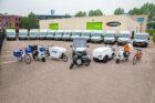 GreenMo Group neemt zZoomer dé Belgische marktleider elektrische bezorgmobiliteit over