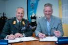 Runnersworld levert duurzame sportbeha's aan het Ministerie van Defensie