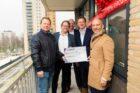 Wereldprimeur: 84 woningen in Amsterdam gerenoveerd met 100% circulaire kunststof kozijnen