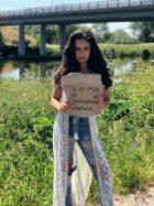 Aaliyah Saleh (13) lanceert eerste duurzame tiener modemerk DIVAPOWERDP