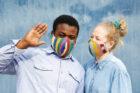 Nederlandse Nic&Mic bouwen Zuid-Afrikaans naaiatelier om tot mondkapjes-productieruimte