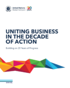 Companies need to set more ambitious targets to achieve Sustainable Development Goals by 2030