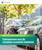 Enthousiasme voor circulaire economie neemt toe bij consumenten