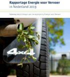 Nederland rijdt steeds meer op afval