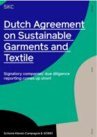 Onderzoek: vrijwillige rapportages van kledingbedrijven over IMVO zijn onder de maat