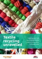 Complexe keten van gebruikt Nederlands textiel in India met risico's op kinderarbeid en slechte arbeidsomstandigheden