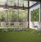 DSM introduces Again™, commercial carpet designed for circularity