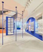 Dutch eyewear brand Ace & Tate launches their first recycled acetate collection