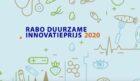 Inschrijving Rabo Duurzame Innovatieprijs 2020 geopend