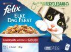 Nestlé Purina introduceert eerste recyclebare portiezakje voor nat voer voor huisdieren