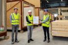 Jan Snel ontvangt STIP-certificering voor gebruik van verantwoord geproduceerd hout